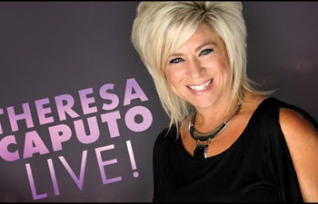 Win Tickets to See Theresa Caputo LIVE at the Landmark Theater!