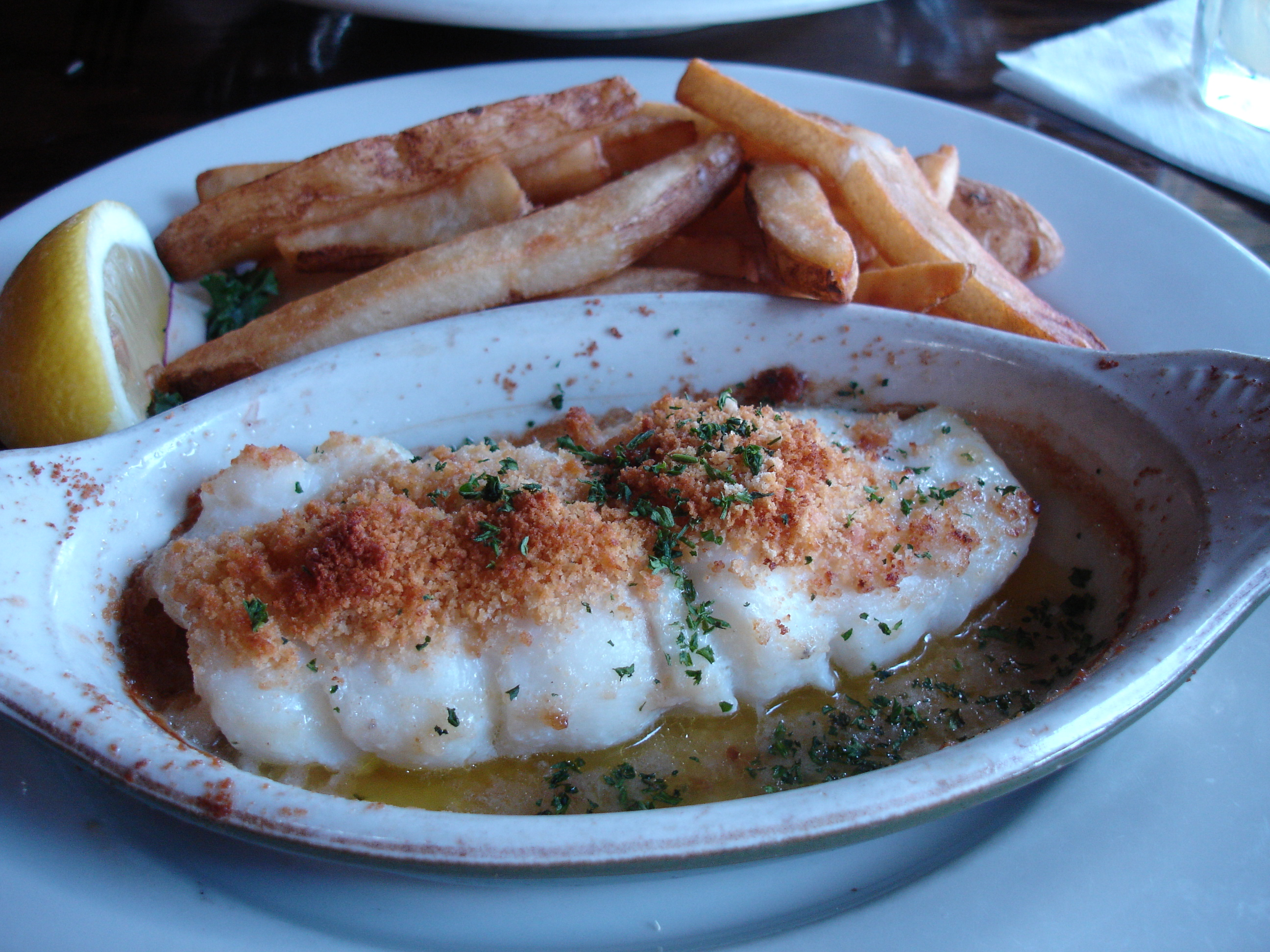 Our New Year S Eve Tradition Baked Haddock In Butter Sauce