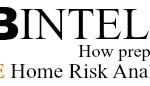MyIntel Home Risk Assessment from MBIntel.net