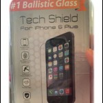 Tech Shield Tempered Glass Screen Protector for iPhone 6 Plus from IGotTech Review
