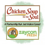 Chicken Soup for the Soul & Zaycon Fresh Foods Review and Giveaway