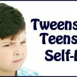 Tweens and Teens and Self-Esteem