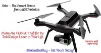Get 3DRobotics Solo, the Smart Drone, at BestBuy – One of This Year's Top Tech/Gadget Gifts #SoloatBestBuy