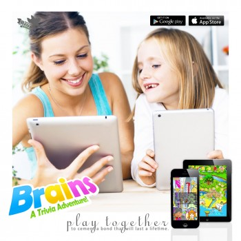 Brains – A Trivia Adventure for Young and Old Alike