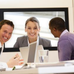 4 Tips for Holding a Business Video Meeting Like a Pro