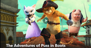 Dreamworks The Adventures of Puss in Boots New Episodes on Netflix and FREE Printable