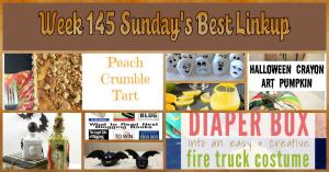 Week 145 Sunday's Best Linkup