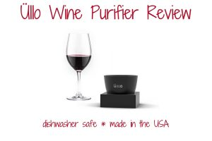 Review: Ullo Wine Purifier