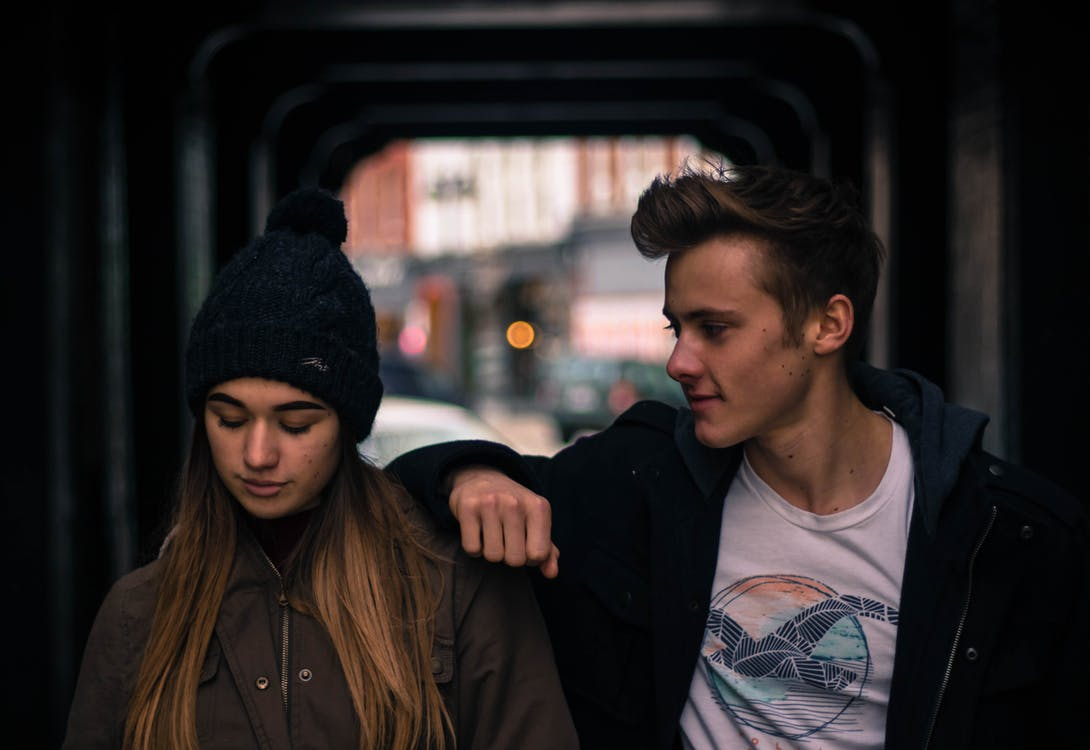 Keeping Your Teen on Track - The Good The Bad and The Ugly - Young Couple