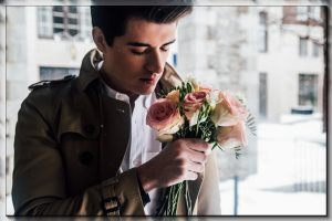 Giving a Man Flowers: What's Stopping You?