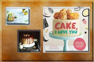 Luscious Lemon Loaf from Cake, I Love You by Jill O'Connor