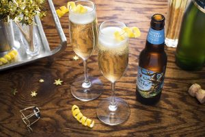 Ring in the New Year with Angry Orchard
