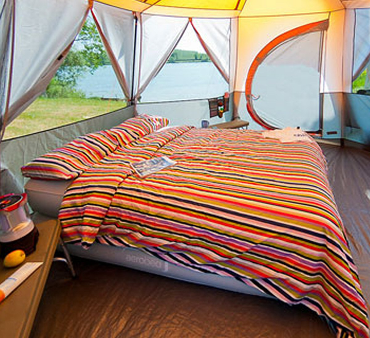 Camp Like A King: Bringing Luxury To Your Camping Holiday