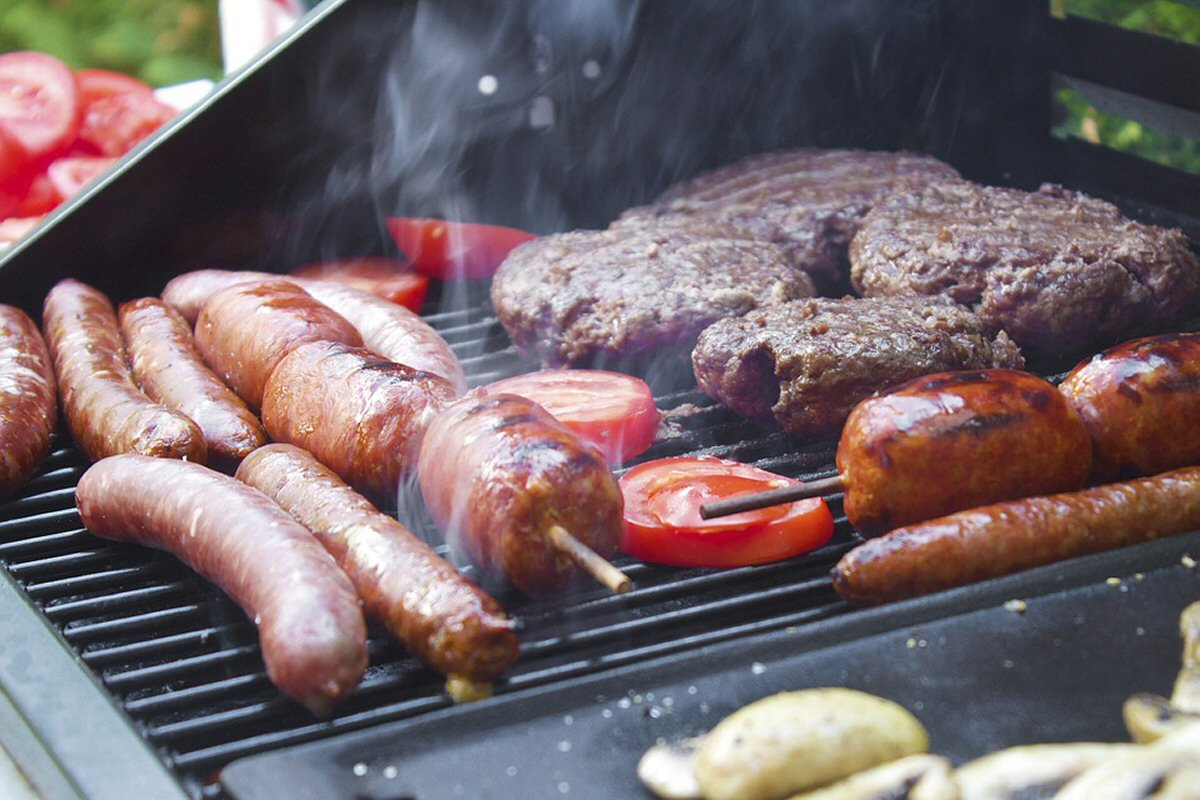 Bring the Grill #camping #glamping #outdoors #equipment #foodprep
