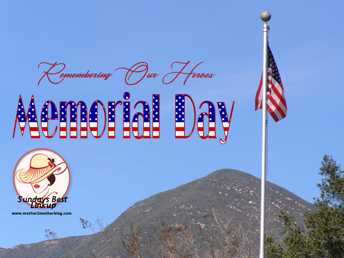 Sunday's Best Memorial Day Theme Week