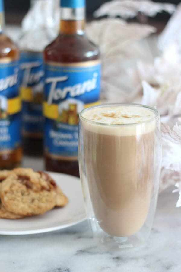 Week 192 - Oatmeal Cookie Latte from Sparkle Living Blog