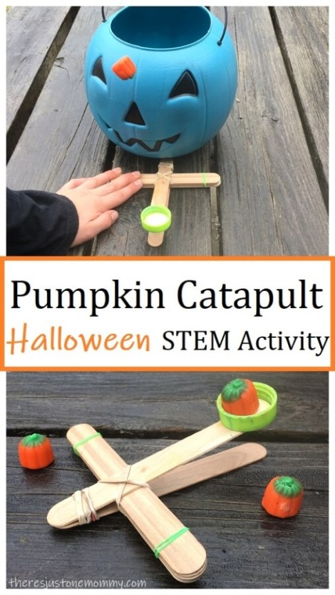 Week 250 Halloween STEM Activities from There's Just One Mom