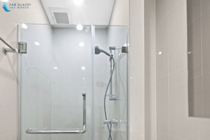 where to position your shower enclosure