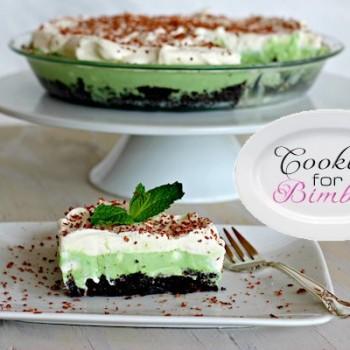 Grasshopper Pie from Blakely Trettenero