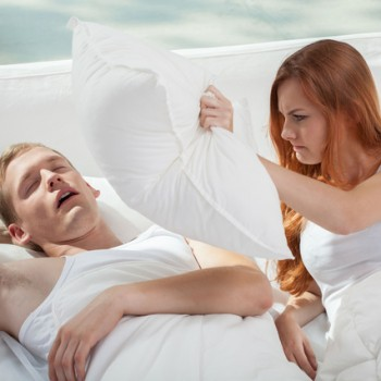 Sleeping with a Partner